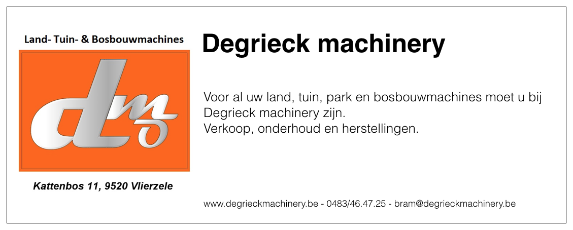 Degrieck Machinery