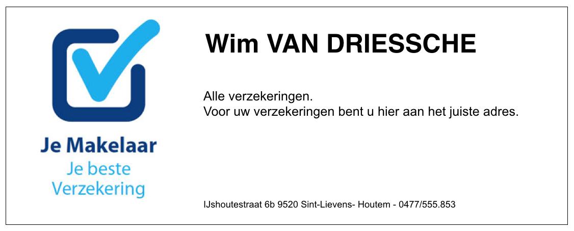 Wim Van Driessche